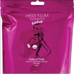 NEW Heidi Klum push up silicone pads clear